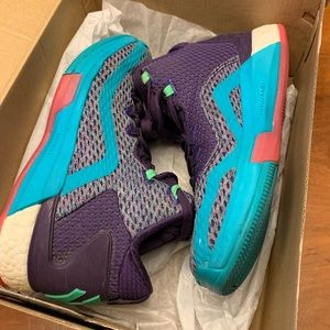 Adidas J Wall 2 Boost Primeknit